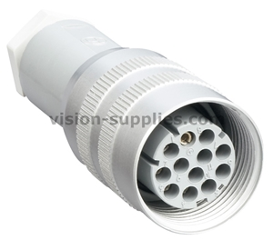 Picture of Sick HIRSCHMANN CONNECTOR 11 P + PE