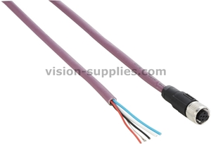 Picture of Sick CAN cable 5m; M12 - open end